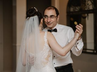 The wedding of Benjamin and Alisa 1