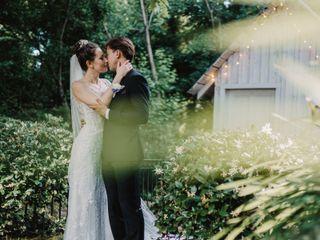 The wedding of Benjamin and Alisa