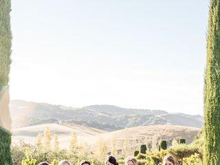 Stephanie and Cameron's Wedding in Sonoma, California 8