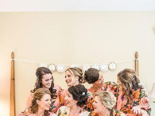 Stephanie and Cameron's Wedding in Sonoma, California 5