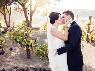 Stephanie and Cameron's Wedding in Sonoma, California 20