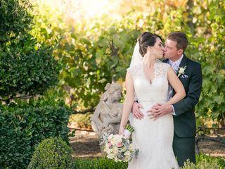Stephanie and Cameron's Wedding in Sonoma, California 21