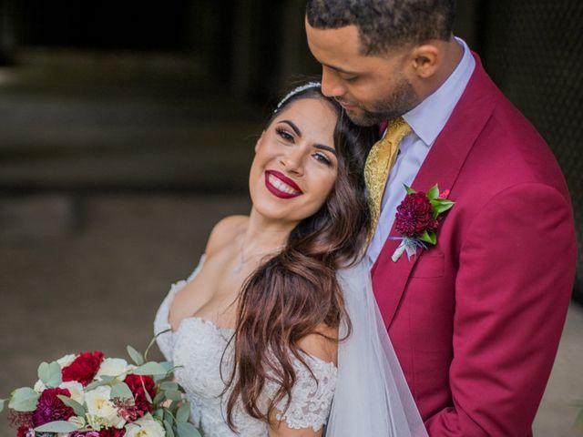 De'Jon and Jennifer's Wedding in San Antonio, Texas 1