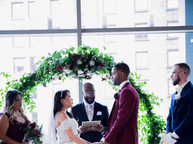 De'Jon and Jennifer's Wedding in San Antonio, Texas 12
