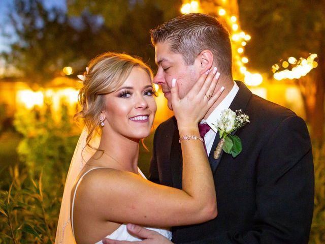 Johnathan and Hailee's Wedding in Tucson, Arizona 3
