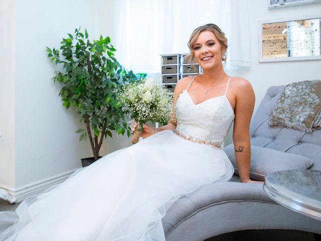 Johnathan and Hailee's Wedding in Tucson, Arizona 10