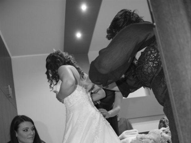 Frangoylis and Angelika's Wedding in Santorini, Greece 5
