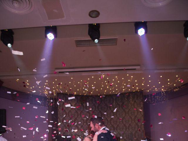 Frangoylis and Angelika's Wedding in Santorini, Greece 15