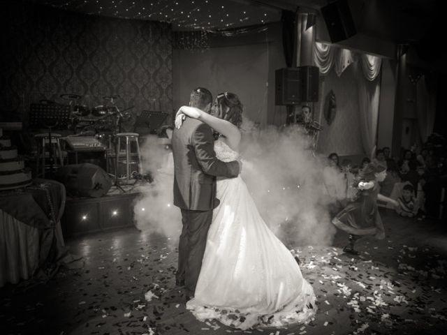 Frangoylis and Angelika's Wedding in Santorini, Greece 16