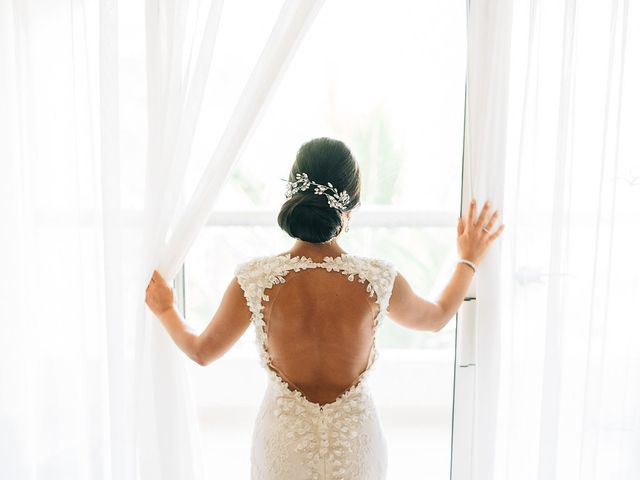 Michael and Christina's Wedding in Punta Cana, Dominican Republic 1