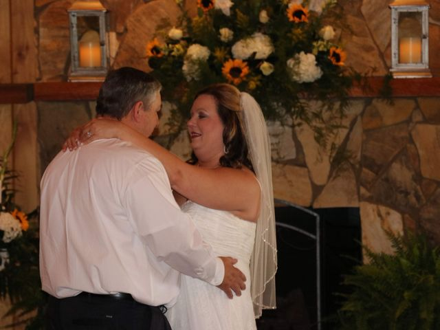 The wedding of Joann and Dennis