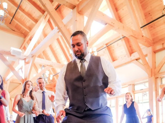 Chris and Hannah's Wedding in South Berwick, Maine 8