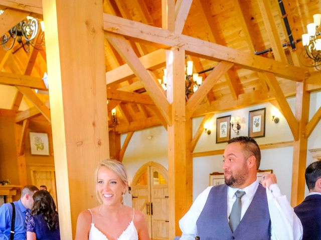 Chris and Hannah's Wedding in South Berwick, Maine 9