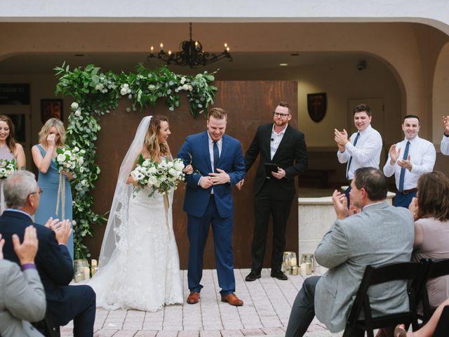 Luke and Yana's Wedding in Bradenton, Florida 7