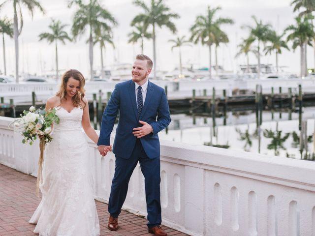 The wedding of Yana and Luke