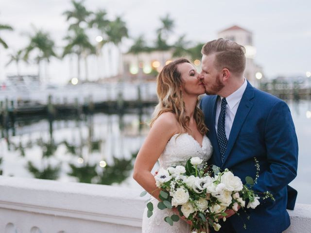 Luke and Yana's Wedding in Bradenton, Florida 11