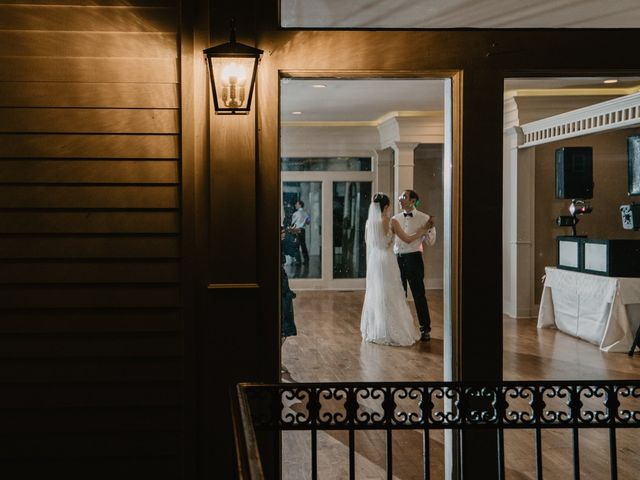 Alisa and Benjamin's Wedding in Roswell, Georgia 3