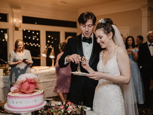Alisa and Benjamin's Wedding in Roswell, Georgia 22
