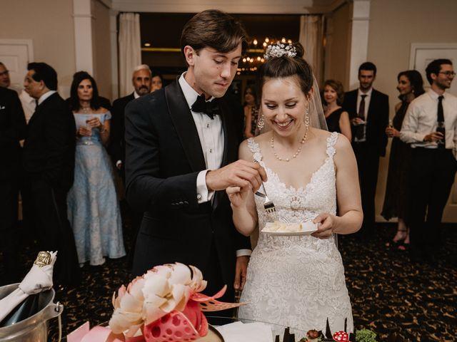 Alisa and Benjamin's Wedding in Roswell, Georgia 23