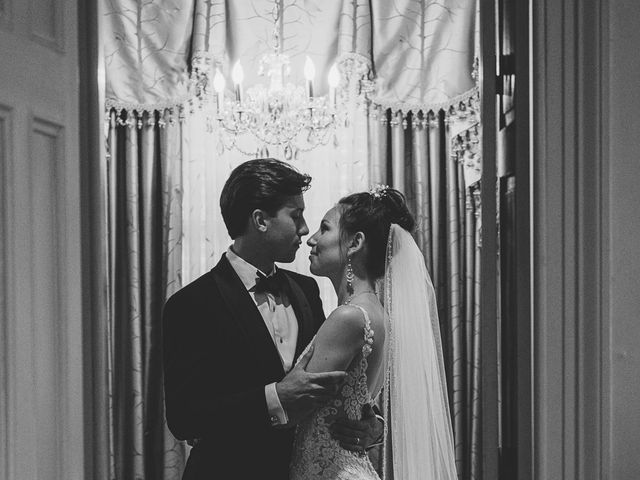 Alisa and Benjamin's Wedding in Roswell, Georgia 48