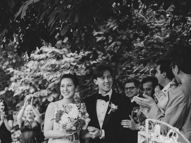 Alisa and Benjamin's Wedding in Roswell, Georgia 49
