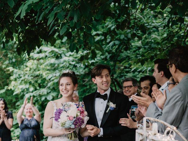 Alisa and Benjamin's Wedding in Roswell, Georgia 50