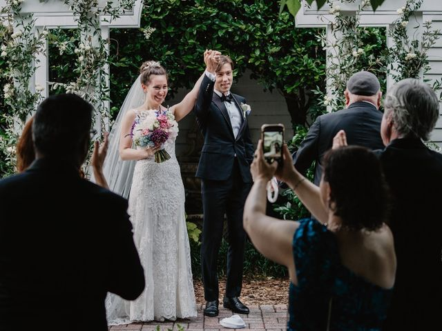 Alisa and Benjamin's Wedding in Roswell, Georgia 51