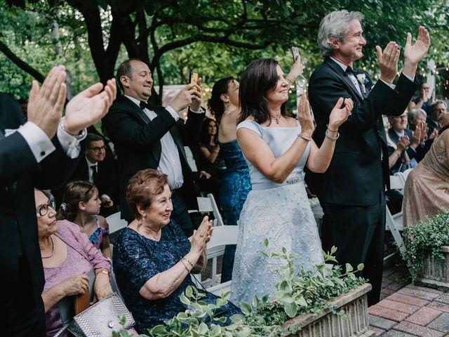 Alisa and Benjamin's Wedding in Roswell, Georgia 53