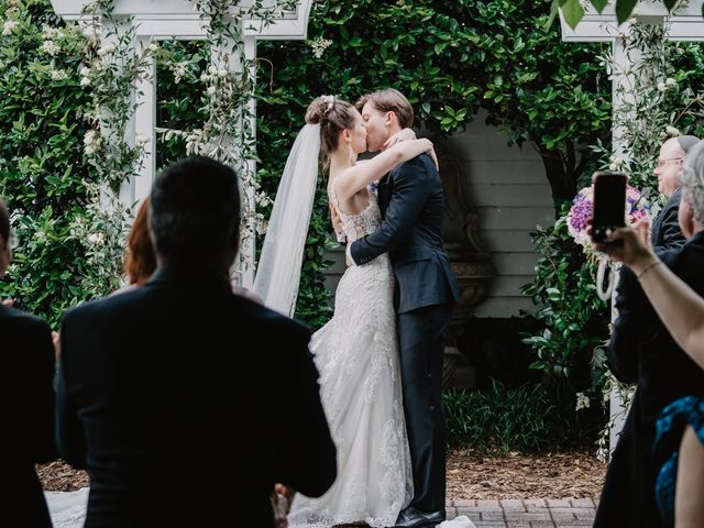 Alisa and Benjamin's Wedding in Roswell, Georgia 54
