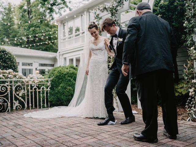 Alisa and Benjamin's Wedding in Roswell, Georgia 55