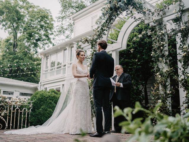 Alisa and Benjamin's Wedding in Roswell, Georgia 57