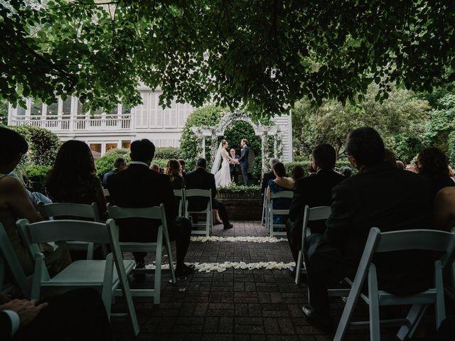 Alisa and Benjamin's Wedding in Roswell, Georgia 58