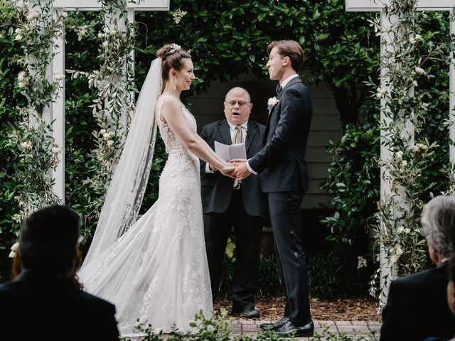 Alisa and Benjamin's Wedding in Roswell, Georgia 59