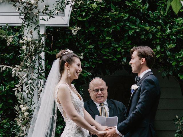 Alisa and Benjamin's Wedding in Roswell, Georgia 61