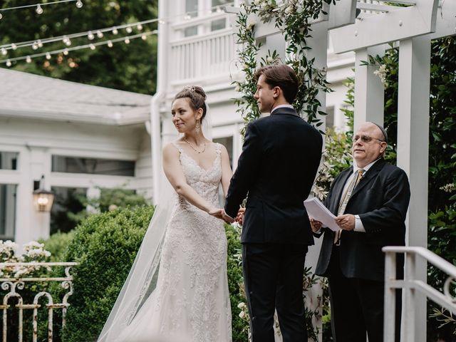 Alisa and Benjamin's Wedding in Roswell, Georgia 62