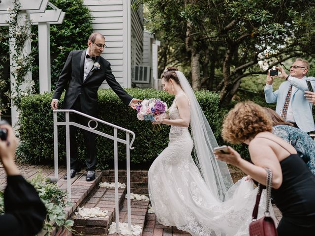 Alisa and Benjamin's Wedding in Roswell, Georgia 63