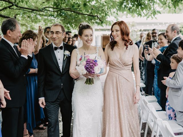 Alisa and Benjamin's Wedding in Roswell, Georgia 64