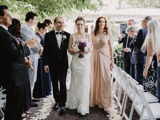 Alisa and Benjamin's Wedding in Roswell, Georgia 65