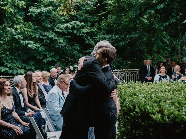 Alisa and Benjamin's Wedding in Roswell, Georgia 67