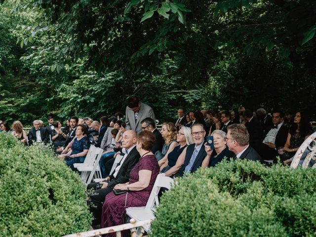 Alisa and Benjamin's Wedding in Roswell, Georgia 68