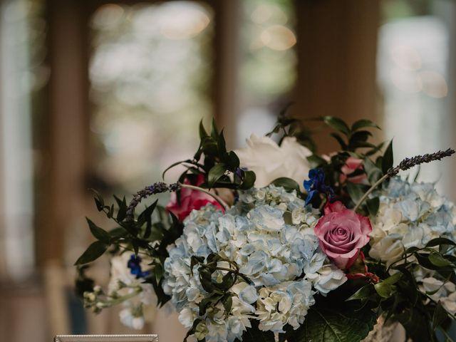 Alisa and Benjamin's Wedding in Roswell, Georgia 73