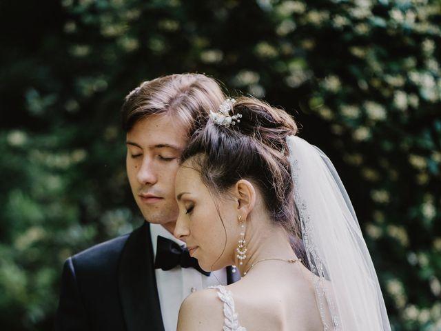 Alisa and Benjamin's Wedding in Roswell, Georgia 89