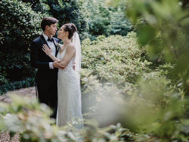 Alisa and Benjamin's Wedding in Roswell, Georgia 91