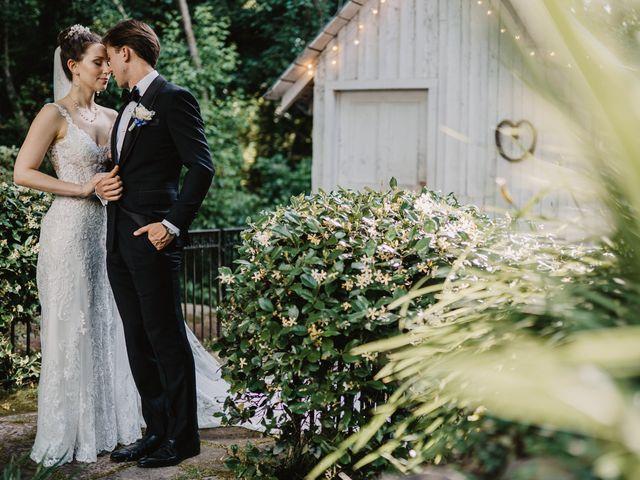 Alisa and Benjamin's Wedding in Roswell, Georgia 1