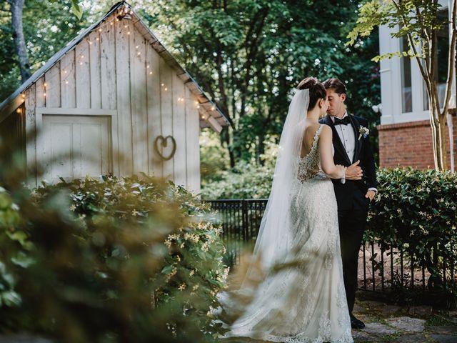 Alisa and Benjamin's Wedding in Roswell, Georgia 103