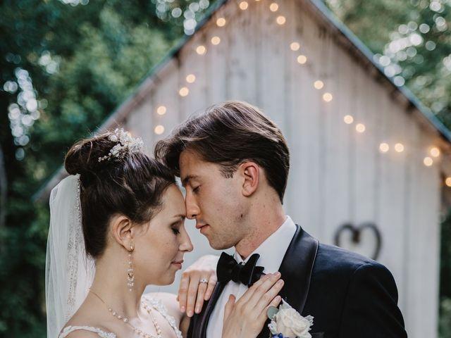 Alisa and Benjamin's Wedding in Roswell, Georgia 104