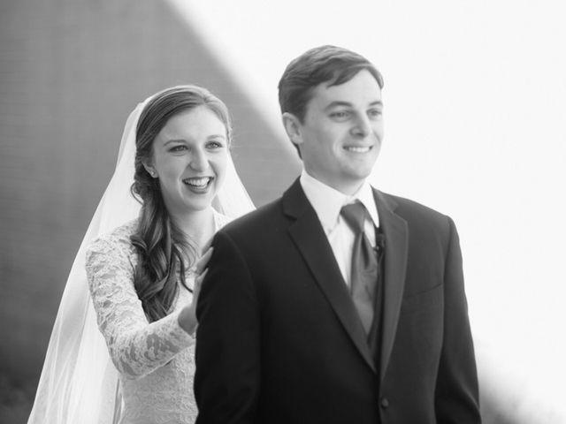 Marie and Adam's Wedding in Birmingham, Alabama 9