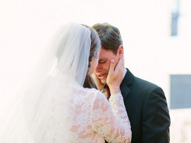 Marie and Adam's Wedding in Birmingham, Alabama 10