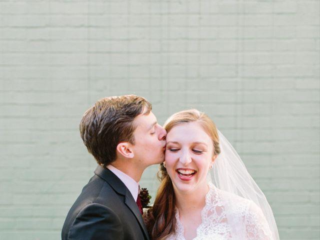 Marie and Adam's Wedding in Birmingham, Alabama 12