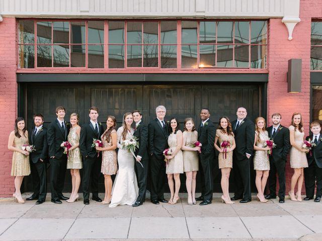 Marie and Adam's Wedding in Birmingham, Alabama 14
